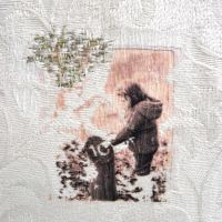 Darned Me - Photo Transfer & Stitch
