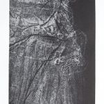 Mortal Dress - Etching - Edition of 15