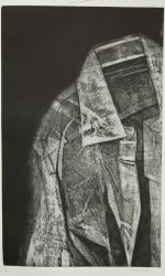 Untitled (Pelt Series) - Etching - Edition of 12