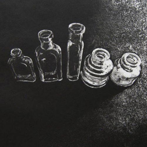 Little Empty Bottles